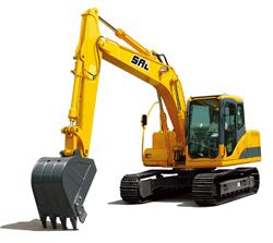 上力重工 W2139 挖掘机