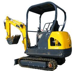 上力重工 W260 挖掘机