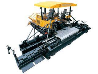 新筑股份 MT12000BII伸缩加宽 沥青摊铺机