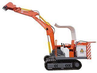 新天和 WYL30电动 挖掘机