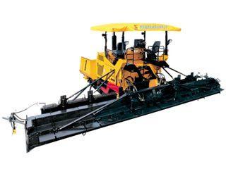新筑股份 MT9000A机械加宽 沥青摊铺机
