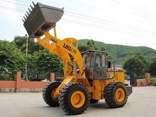 厦金机械 XJ953DLS 装载机