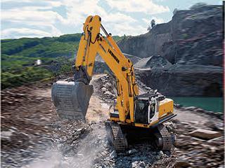 利勃海尔 R964C 挖掘机