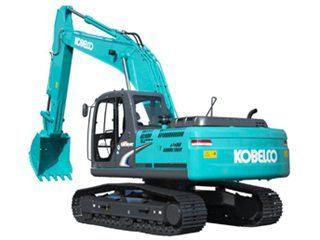 神钢SK210-6E挖掘机