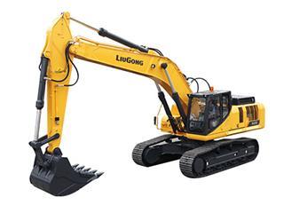 柳工CLG935D挖掘机