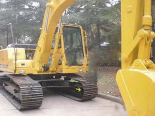 彭浦 SW330E 挖掘机