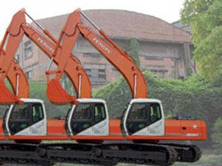彭浦 SW210LC-5 挖掘机