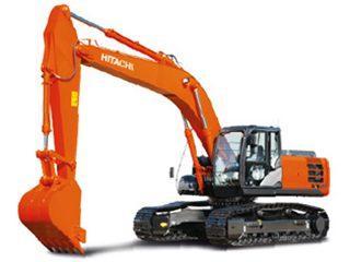 日立ZX280LC-5G挖掘机