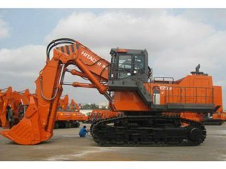 日立EX1200-6挖掘机