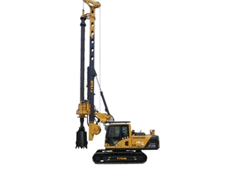 泰信机械 KR160A 旋挖钻