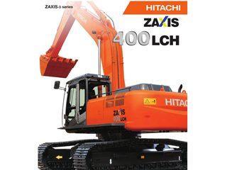 日立ZX400LCH-3挖掘机