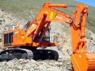 日立EX1200-5D挖掘机