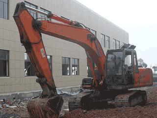 日立 ZX200-HHE 挖掘機圖片