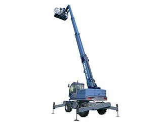 吉尼 GTH-4518R 伸缩臂叉车
