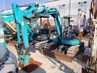 久保田RX-503挖掘机