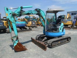 久保田RX-403S挖掘机