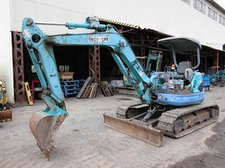 久保田U-40-3挖掘机