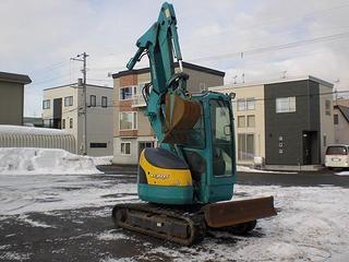久保田 RX-303SG 挖掘機圖片