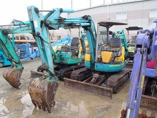 久保田 RX-403 挖掘機圖片