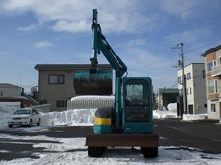 久保田RX-503G挖掘机