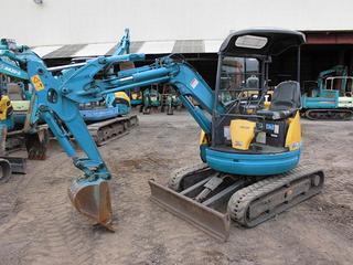久保田 RX-203S 挖掘机图片