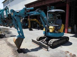 久保田 RX-303 挖掘機圖片