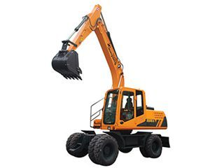 詹阳动力 JYL615E-N 挖掘机