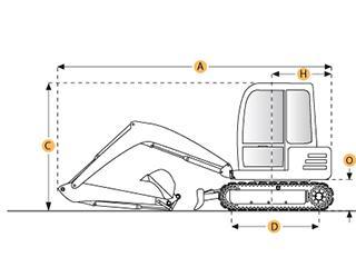 久保田KX41-3挖掘机