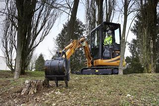 凯斯CX18BSeries2挖掘机