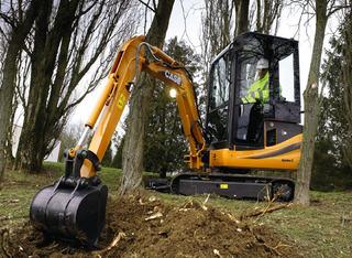 凱斯 CX15BSeries2 挖掘機圖片