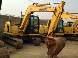 小松 PC90 挖掘机图片