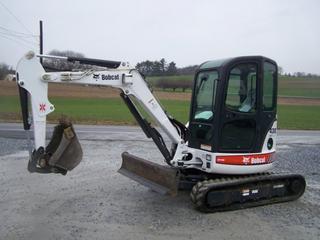 山猫 Bobcat430L 挖掘机