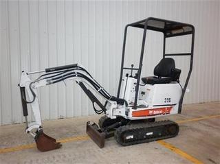 山猫Bobcat316挖掘机