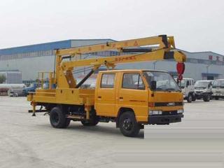 江南专汽 JDF5050JGKJ 高空作业机械