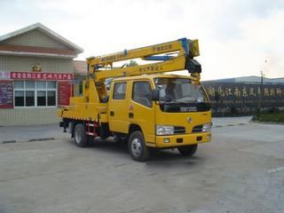 江南专汽 JDF5043JGK 高空作业机械