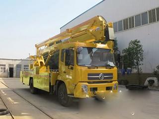 江南专汽 JDF5111JGKDFL4 高空作业机械