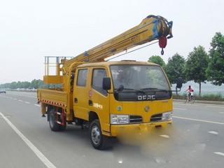 江南专汽 JDF5040JGKDFA4 高空作业机械