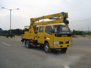 江南专汽 JDF5060JGKDFA4 高空作业机械