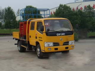江南专汽 JDF5041JGKDFA4 高空作业机械