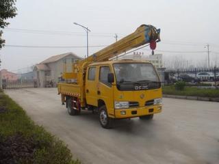 江南专汽 JDF5041JGK 高空作业机械
