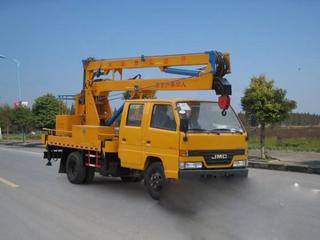 江南专汽 JDF5050JGKJ4 高空作业机械