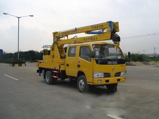 江南专汽 JDF5044JGK 高空作业机械