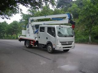 江南专汽 JDF5050JGK4 高空作业机械