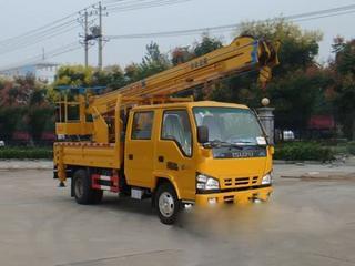 江南专汽 JDF5050JGKQ4 高空作业机械