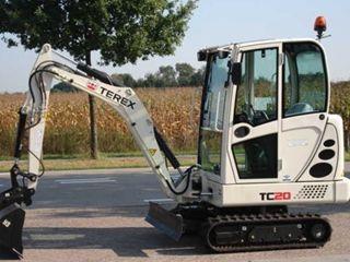 特雷克斯TC20挖掘机