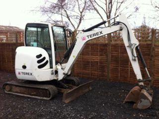 特雷克斯HR3.7挖掘机