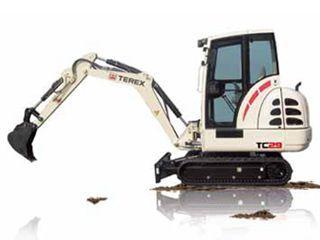 特雷克斯TC29挖掘机