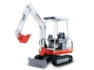 竹内TB016挖掘机