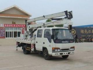 江南专汽 JDF5050JGKQ 高空作业机械