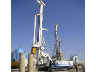 土力 SR-100 旋挖钻